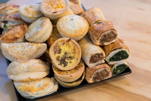 Party Pies, Party Sausage Rolls