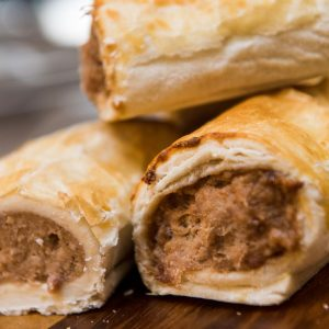 Culleys Party Sausage Rolls